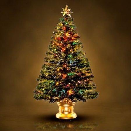 Fiber Optic Christmas Trees - InfoBarrel #christmas #Fibre_Optic_Christmas_Trees #christmas_trees