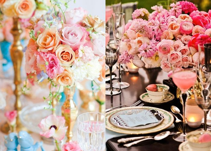 Maria Antonieta, filme Maria Antonieta, decoração de casamento, casamento inspirado no filme Maria Antonieta, decoração floral, blog de casamento