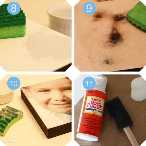 17 best images about decoupage projects on pinterest gel for Diy using mod podge