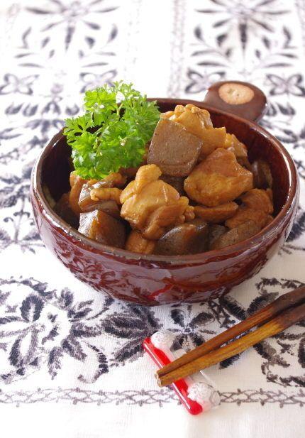 鶏肉とこんにゃくの味噌炒め - 朝ごはんレシピ/朝時間.jp by レシピブログ