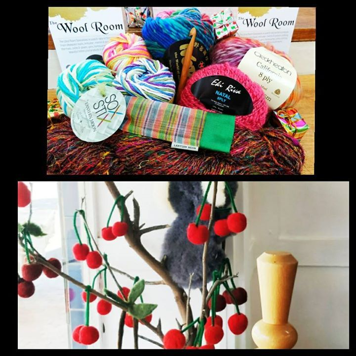 WIN!!  To celebrate the upcoming #cherryfestival 🍒 We are giving away some amazing yarns! To enter - Head to facebook Like our page Tag a friend Share our page Each one gives you an entry ! Drawn 6th Dec #hilltopsregion #win #yarn #wool #competition