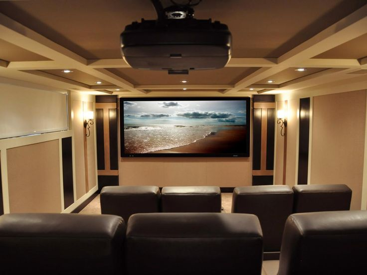 17 best media rooms & home theaters images on Pinterest | Media ...
