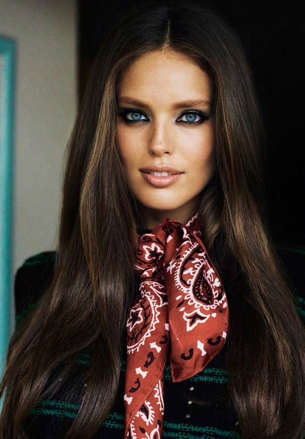 "the-fashion-alba: ""  Emily Didonato for Glamour Spain by Yu Tsai """