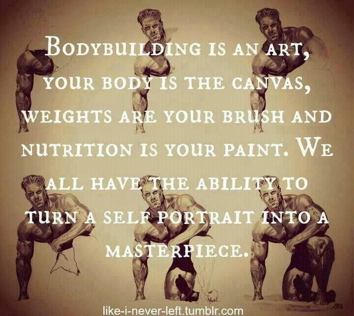 Bodybuilding Inspirational Quotes Pictures: 38 Best Images About Motivation On Pinterest