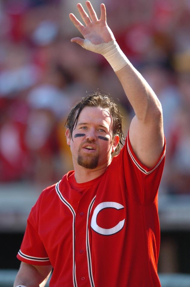Cincinnati Reds-Sean Casey: After 2005, he should never have worn another uniform. He should have been a Red for the rest of his career also!