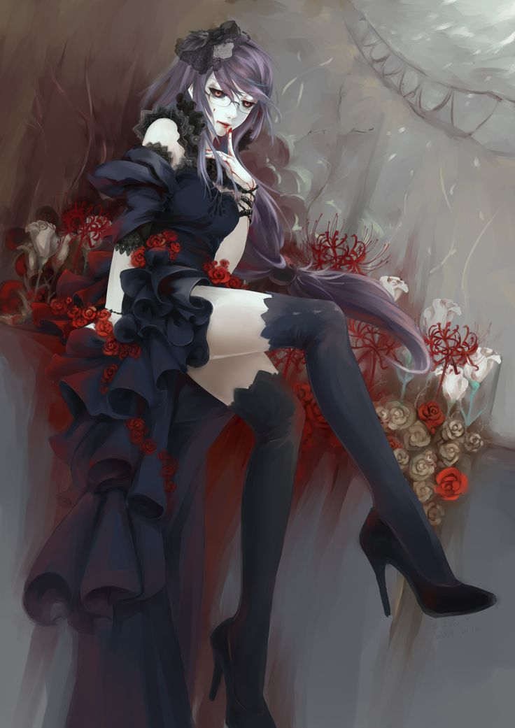 Tokyo Ghoul | Rize