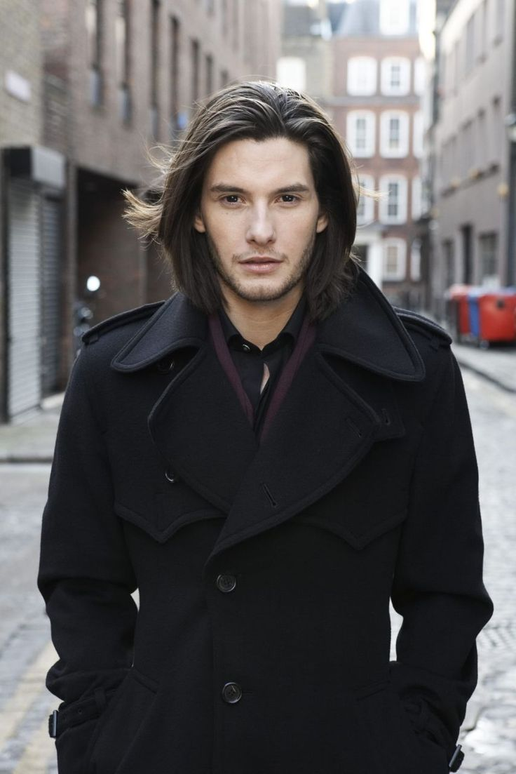 Ben Barnes - I see him and I immediately think Dimitri Belikov.