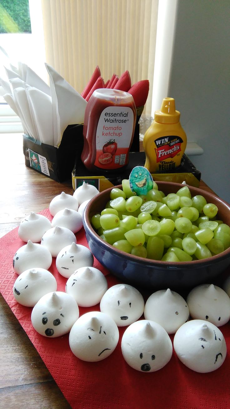 23 best Ghostbusters Halloween Birthday Party images on Pinterest