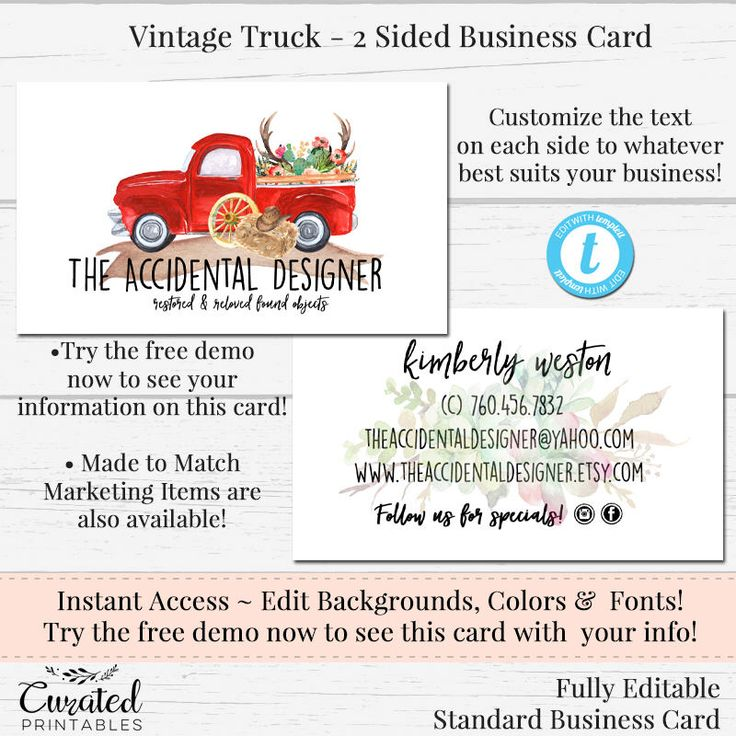 137 best Business Cards images on Pinterest