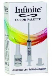 Infinite Gel Color Palette Kit