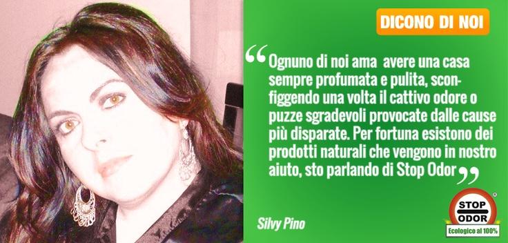 Silvy, dopo aver provato i nostri prodotti!