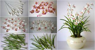 Csilla-Art: Agyagvirág