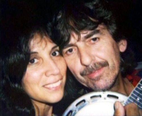 George & Olivia Harrison