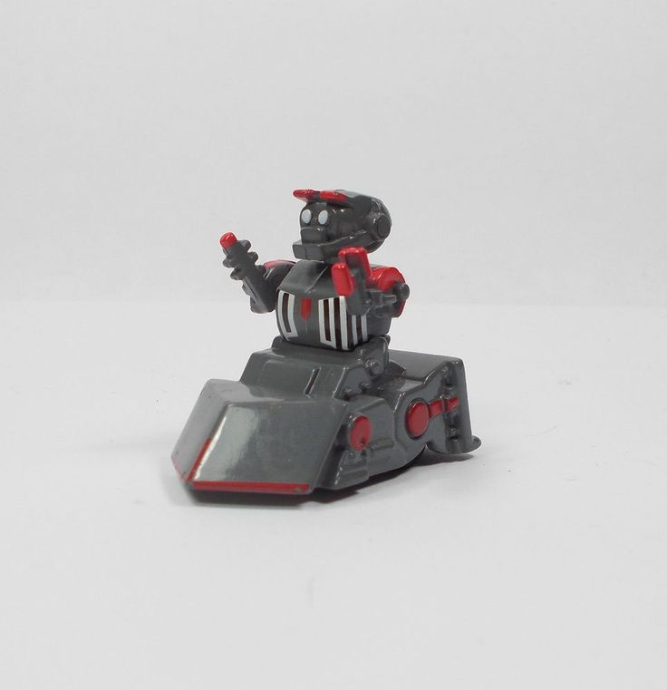 Robot Wars - Refbot Minibots Toy Figure - BBC 1998 Logistix