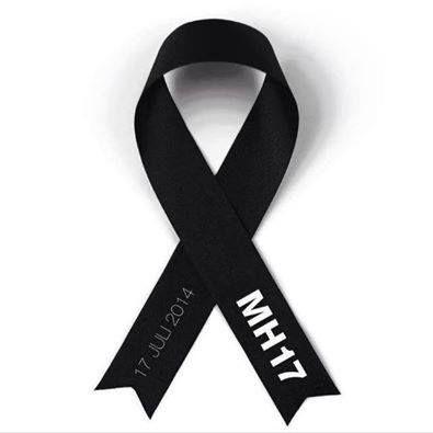 For the loved ones in heaven - Voor mijn dierbare in de hemel (Vliegtuig ramp Maleisië arline 17/07/2014)