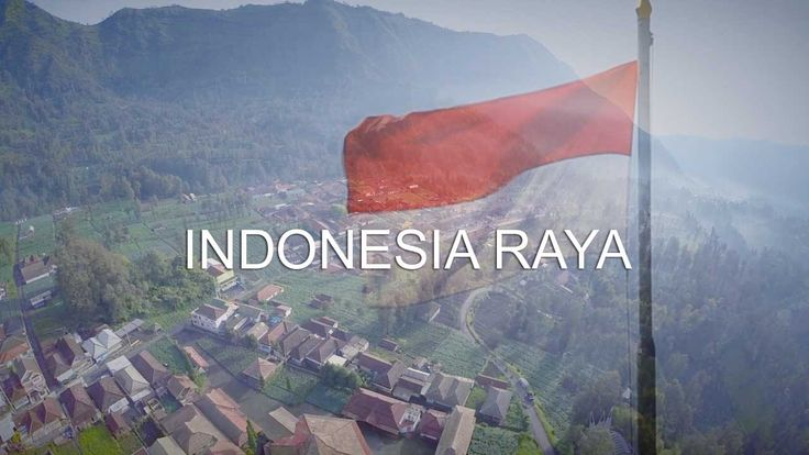 Indonesia Raya Versi Nusantara
