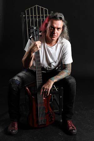 Rudy R. Rallis - O νέος μπασίστας των FALLEN ARISE #fallen_arise #metal #guitar #music #news