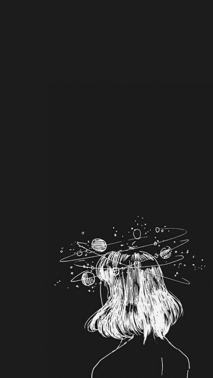Pin by Baaz Sekhon on Moon Child Black aesthetic