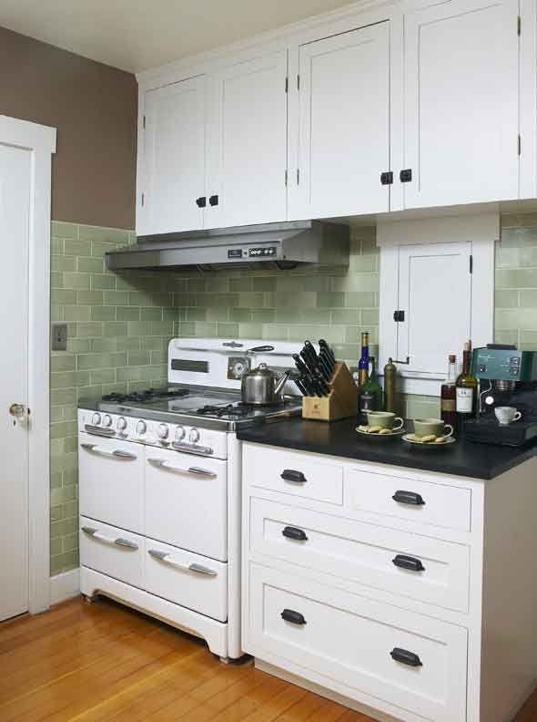 Bungalow Kitchen, Plain U0026 Simple