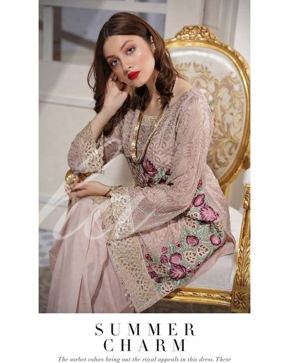 a46abdb16e Ramsha vogue synergies Eid collection vol 11 2018 Archives - Umar Poshak  Mehal