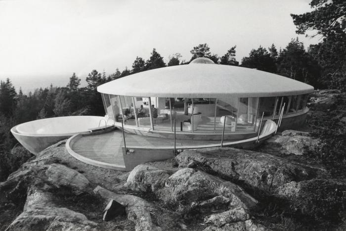 Villa Spies (Villa Fjolle) (1969) - Staffan Berglund