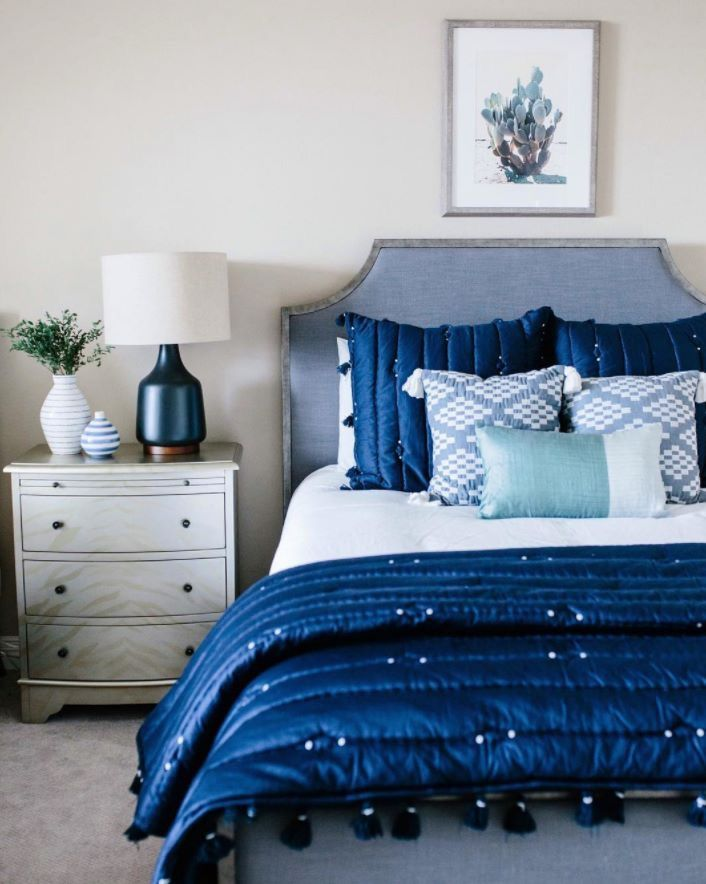 Cool Blues Silver Bedroom Palisades Collection From Bett Furniture Get Yours Today