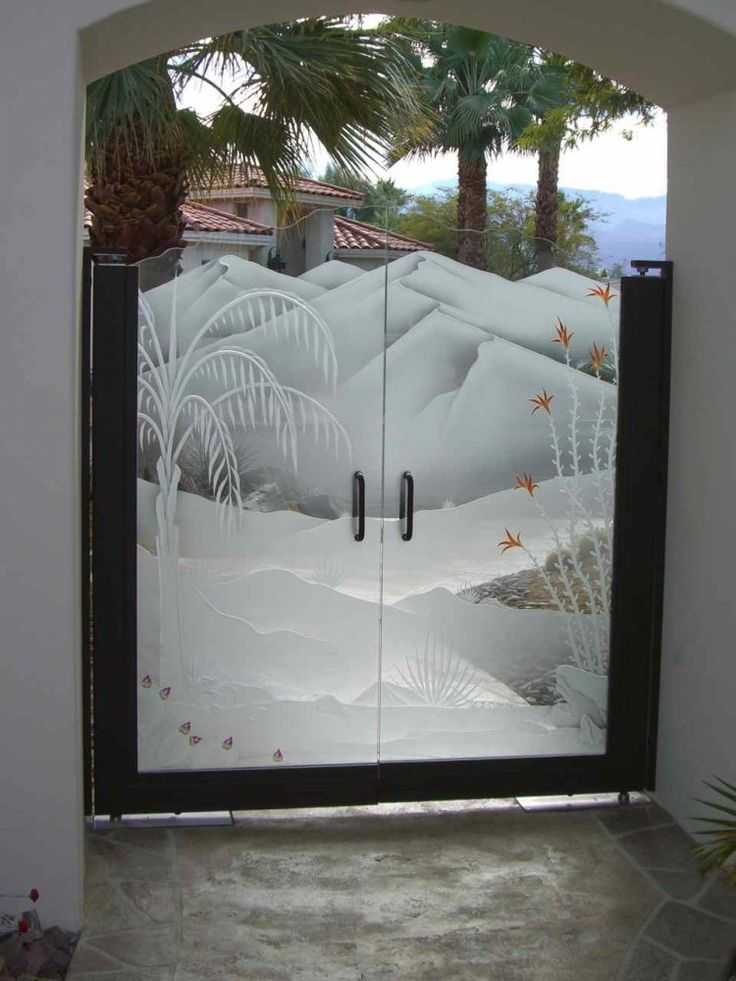 83 best Etched Glass images on Pinterest | Etched glass, Glass ...