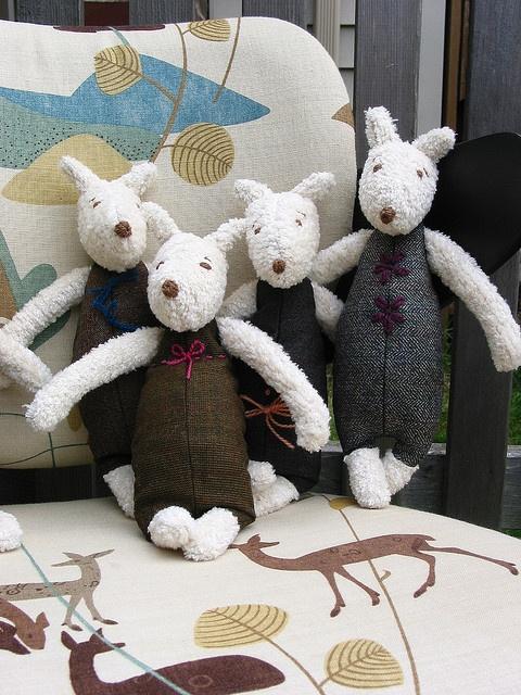 bear family softies