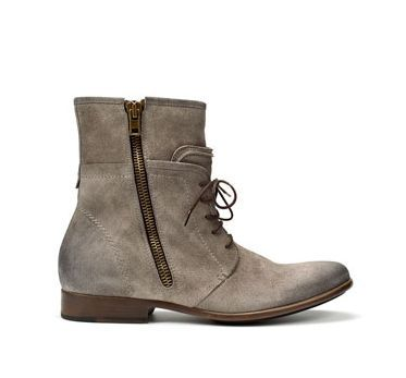 """I actually need to buy these boots...right now    """"Stylish winter boots for men. Ugg, Ralph Lauren, Tods and Timberland! #boots #men #winter"""""""