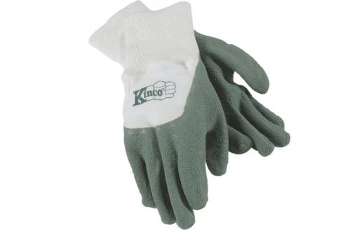 Kinco kids' wet soil gardening gloves:  Just as durable as your own trusty pair, these water-resistant gloves will comfort small fries with a latex moisture barrier to keep little hands dry.