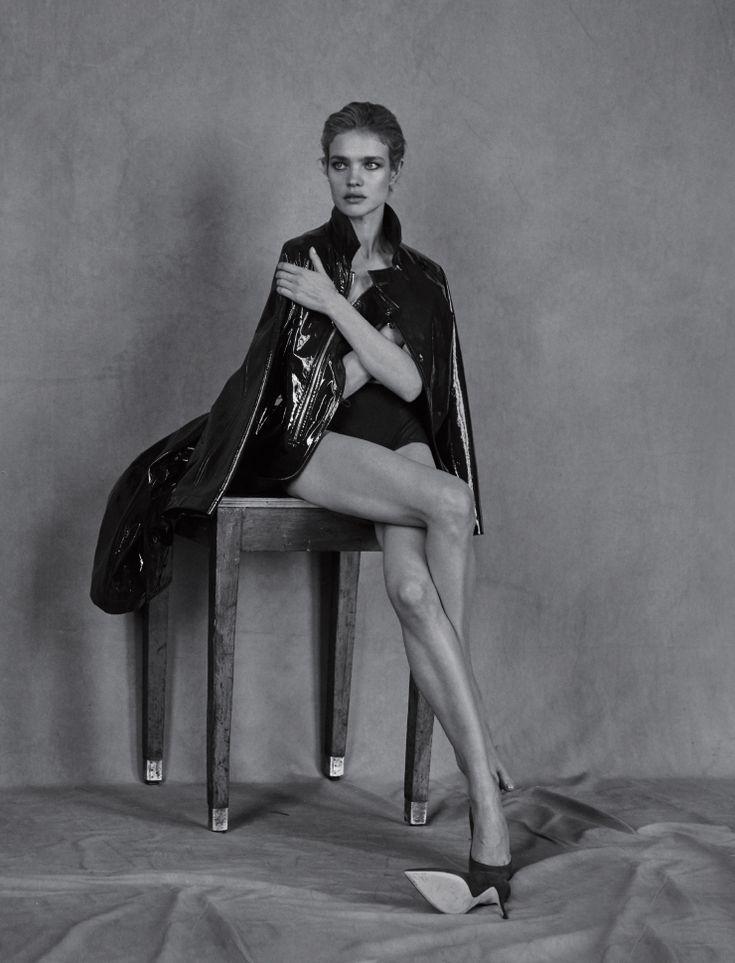 Natalia Vodianova by Peter Lindbergh for Dior Magazine #10 2
