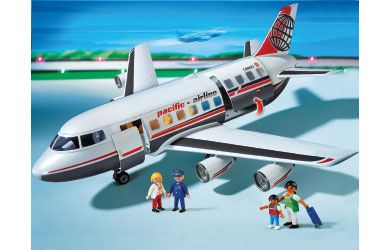 Playmobil Cargo Jet Airliner 4310 A Playmobil Jet Plane for transporting excited passengers and cargo! http://www.comparestoreprices.co.uk/action-figures/playmobil-cargo-jet-airliner-4310.asp