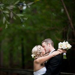 Wedding And Reception At Stone Mountain Park Atlanta