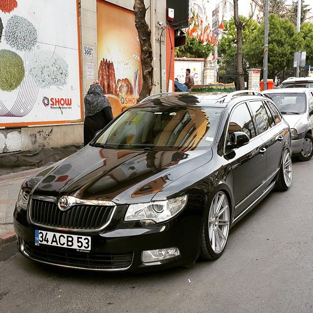 Škoda Superb AIR