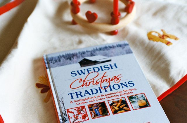 """""""Swedish Christmas Traditions"""" - a book full of ideas for planning your Scandinavian Christmas."""