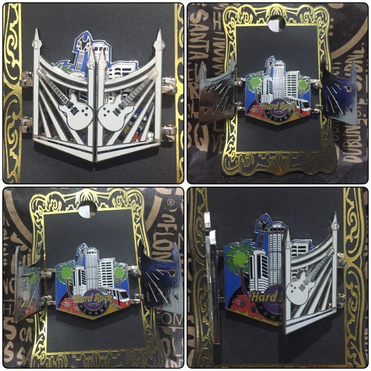 Hard Rock Pin MALAYSIA Penang Limited Edition Hard Rock Hotel Penang