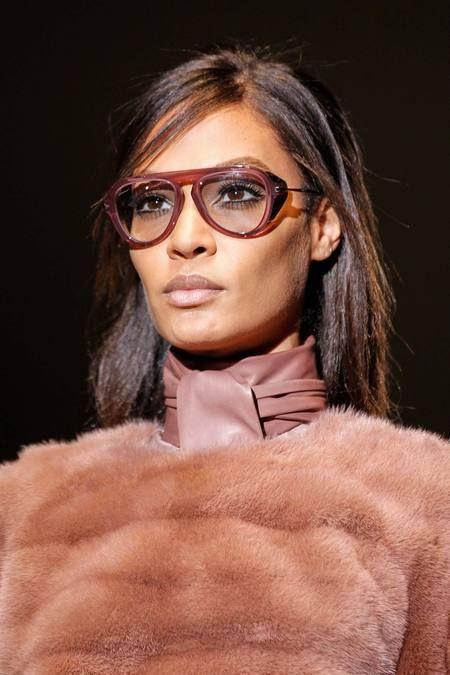 Gucci   Fall 2014Fabulous glasses.