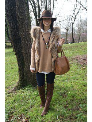 luciapetalsandthorns Outfit   Invierno 2013. Cómo vestirse y combinar según luciapetalsandthorns el 27-2-2014