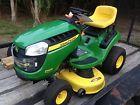"John Deere D105 Riding Lawn Mower Tractor 42"" Cut 17.5 HP New"