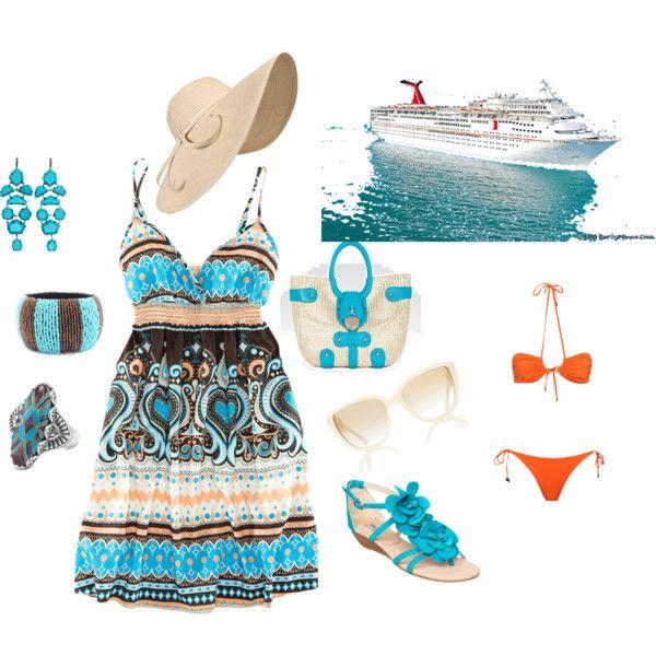 Summer Cruise Wear