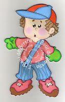 ✿.。.:* BERTHA MANUALIDADES  *.:。✿: ...::: NiÑoS de Pre EsCoLaR ♥