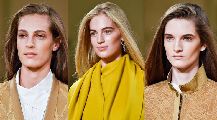 Hermes | Spring 2015 Fashion Show Beauty – The Impression