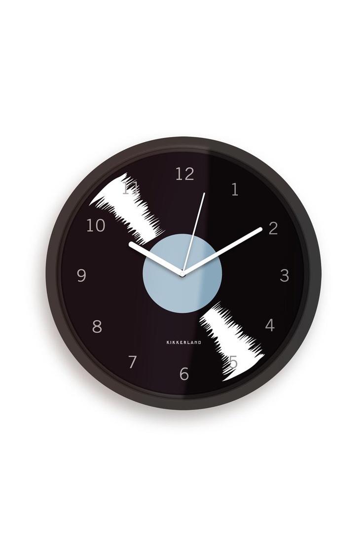 Vinyl Record Wall Clock.