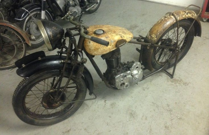 Early Motorcycle Manufacturer: 1932 FN M67 - http://barnfinds.com/early-motorcycle-manufacturer-1932-fn-m67/