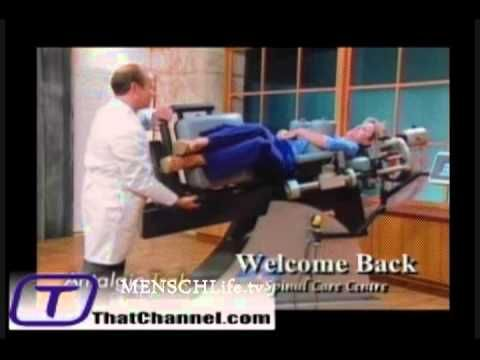 Welcome Back Spinal Care Centre Interview. www.welcome-back.ca