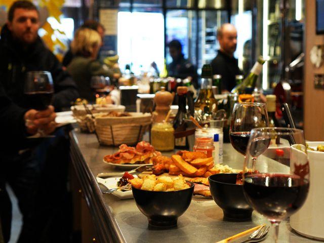 Les 10 meilleures images du tableau restaurants paris for Entree sympa pour repas entre amis