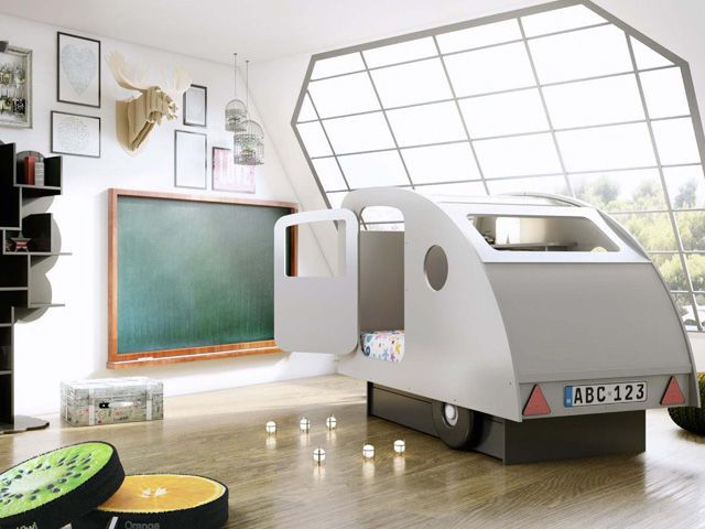 9+of+the+Most+Insanely+Cool+Beds+for+Kids+We've+Ever+Seen  - CountryLiving.com