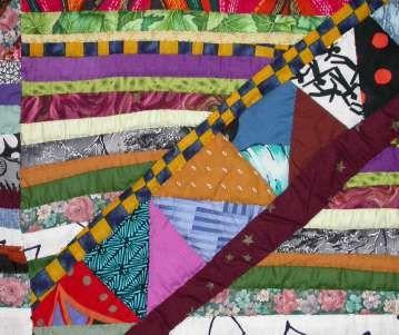 Anna Williams - quilt artist from Baton Rouge, LA