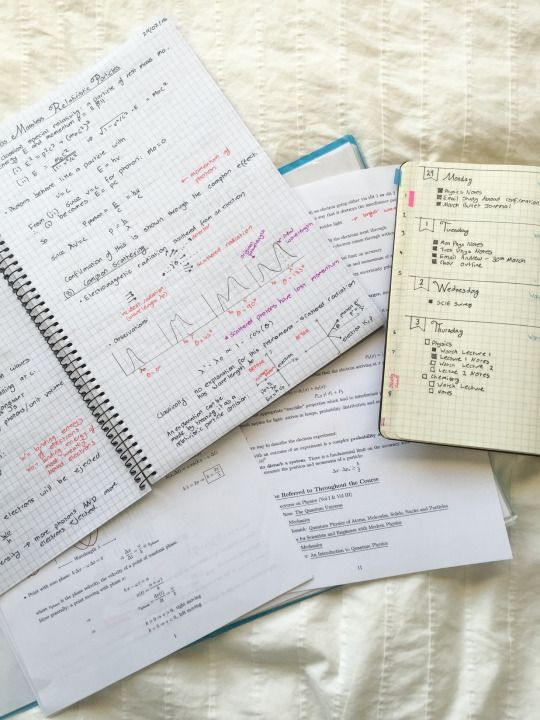 jesslearnsthings: Didn't go into uni today, but spent today writing out physics notes.