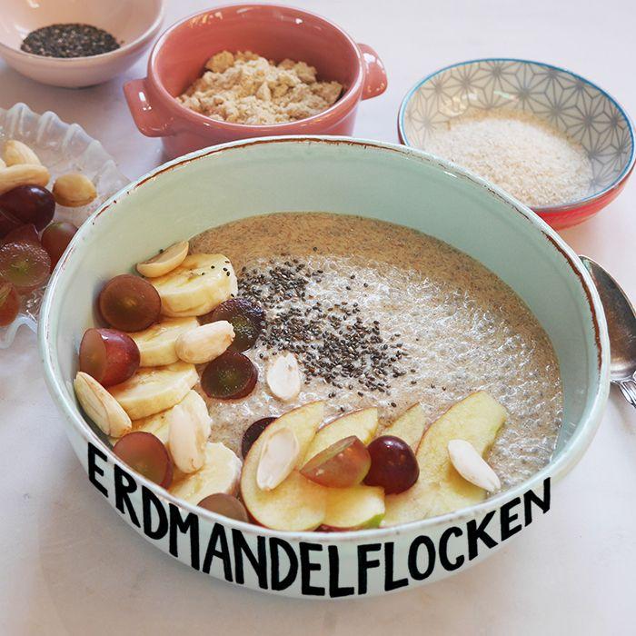 basische rezepte frühstück